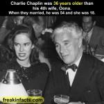 charlie chaplin oona