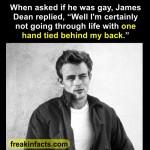 james dean gay